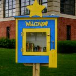 "West Mifflin Borough Unveils Its First ""Little Library"""